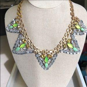 Stella & Dot Palmia necklace